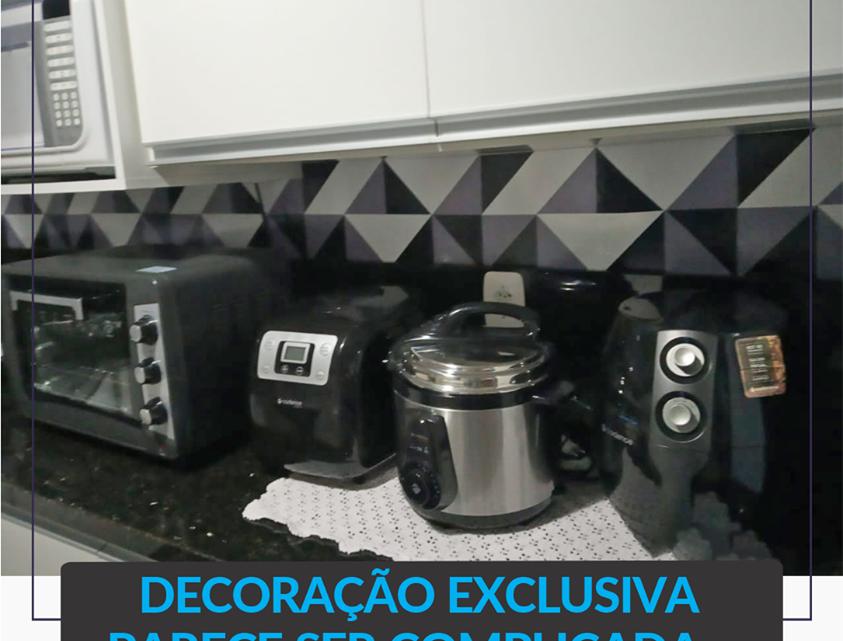 DECORAÇÃO EXCLUSIVA PARECE SER COMPLICADA…
